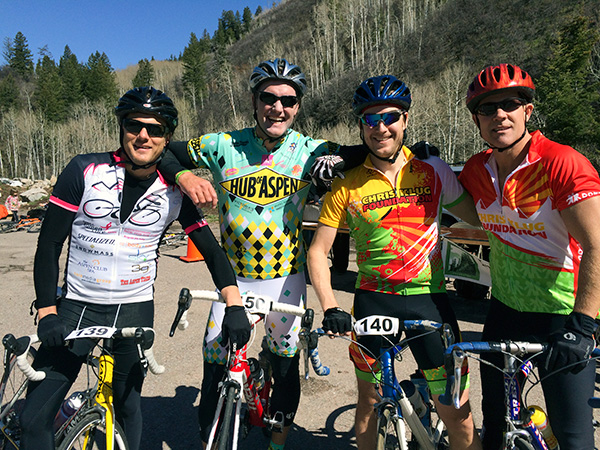 Ride for the Pass 2014 Benefitting Independence Pass Foundation