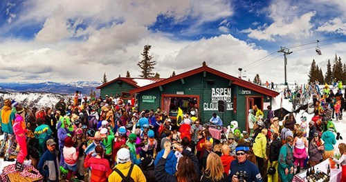Aspen Highlands Closing Party - Photograph Jeremy Swanson