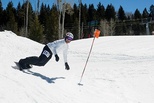 2015 Slash the Milk Banked Slalom at Buttermilk Mountain, Photo by Jeremy Swanson
